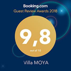 Booking.com ocijena