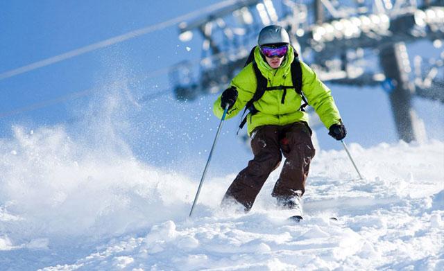 Villa Moya - Aktivnosti - skijanje
