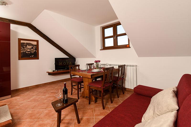 Villa Moya Fuzine Apartman 5